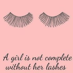 Sashay into the Lash Bar and let one of our Lashionistas pamper your baby blues, hazels, greens, browns and greys!