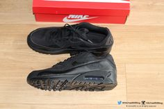 35e5f88d138b 9 Best Eight Ways to Prove your Nike Air Max 90 s are Real images ...
