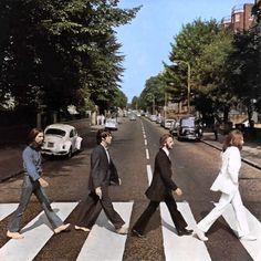 The beatles - AbbeyRoad - #Album #CD #Cover