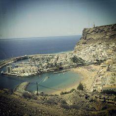 #puertomogan #playamogan #playa #beach #spain #españa #canaryisland #islascanarias - @luisvlc- #webstagram