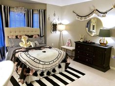 Teen girl bedrooms, design example for a simply exciting transformation, pin number 7622421886 Small Room Bedroom, Dream Bedroom, Bedroom Decor, Bedroom Ideas, Teen Girl Bedrooms, Big Girl Rooms, New Room, Interior Design Living Room, Room Inspiration