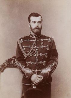 Tsar Nicholas II of Russia.A♥W