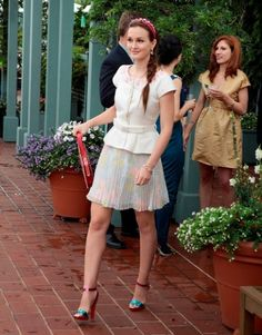 Blair Waldorf outfit - Gossip Girl (High Infidelity)