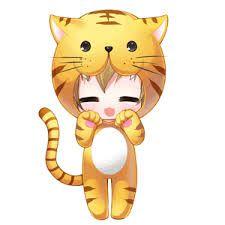 Little Anime Tiger
