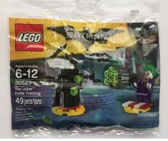 Lego #30523 batman #movie joker training #polybag. brand new.free p+p, View more on the LINK: http://www.zeppy.io/product/gb/2/162368520838/