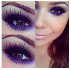 purple shadow <3