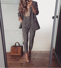 The Best Fall Outfits To Copy Right Now - Fashion Trend 2019 - Herren- und Damenmode - Kleidung Business Casual Outfits, Business Attire, Classy Outfits, Chic Outfits, Business Lady, Business Style, Best Outfits, Business Clothes, Sophisticated Outfits