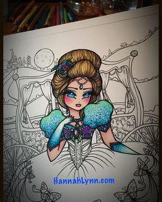 Fabercastel Watercolor Pencils And Fine Detail Brush Hannah Lynn