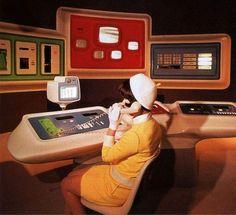 Office of the future, 1964 World's Fair