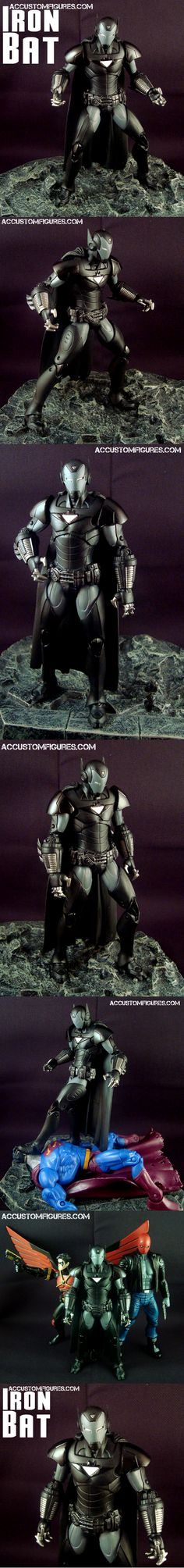 Iron..... he's a bat, his names iron btw