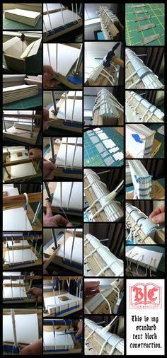 Text Block Construction by ~BCcreativity on deviantART
