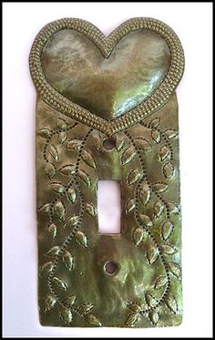 Metal Switch Plate Light Switchplate Cover Covers Haitian Art Hs 109 1
