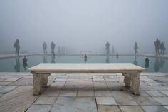 Oliver Curtis Captures The World's Famous Monuments Taken The Other Way #inspiration #photography