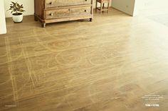 Tok&Stok: Scratched Floor, 2