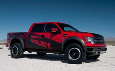Ford Red Raptor SVT  F-150