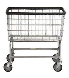 Ellie Rolling Laundry Cart At Cost Plus World Market Worldmarket