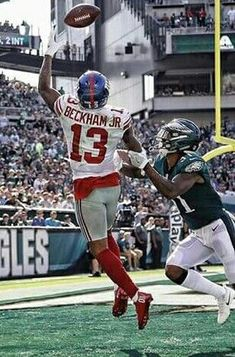 New York Giants Football, Nfl Football Teams, Football Pictures, Football Helmets, College Football, American Football Memes, Odell Beckham Jr, Sport Inspiration, Sports Memes