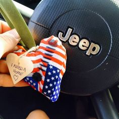 Found at Ocean City Md's Jeep week  laying on the floor on the way out a door  Thank you for the smile whoever you are! #ifaqh #ifoundaquiltedheart