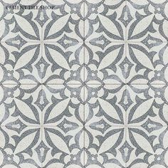 Bath room floor cement laundry rooms new ideas Bathroom Flooring, Kitchen Flooring, Concrete Tiles, Cement Tile Backsplash, Decorative Tile Backsplash, Terrazzo Tile, Kitchen Backsplash, Master Bath Remodel, Encaustic Tile