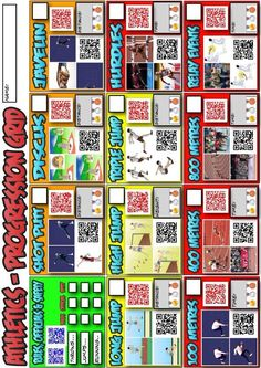 Athletics Progress Grid: Record scores, improve technique & view World Record performances @PE4Learning #pegeeks pic.twitter.com/qAnirY8nTK