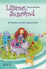 Tanya Stewner , Liliane Susewind - Ein Nilpferd auf dem Zebr ... 9783737352048