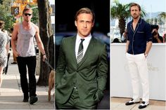 35 Photos of Ryan Gosling's Incredible Style Evolution