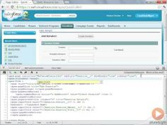 ▶ 12 DEMO Changing the appearance of a Visualforce page - YouTube Nerd, Youtube, Geek, Youtube Movies