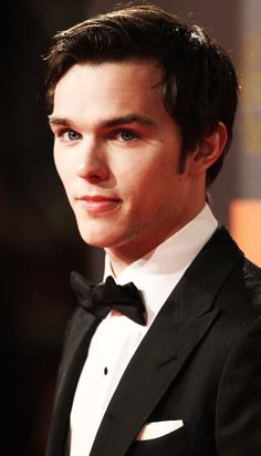 "Nicholas Hoult, he's come so far from ""About a Boy.""  Loved that movie."
