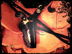 Doc Holliday shoulder holster