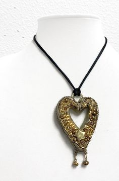 Resin Necklace Heart Pendant Natural stone Jewelry Must Have Uniques Handmade Jewelry