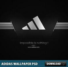 4ea4aa694dd Free Adidas Motivational Logo Mockup in PSD - DesignHooks