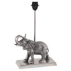 Found it at Wayfair.co.uk - Kia Elephant 62cm Table Lamp Base