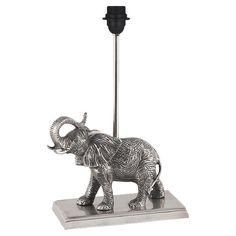 Found it at Wayfair.co.uk - Kia Elephant 62cm Table Lamp Base