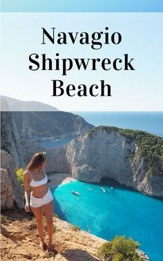 Navagio Shipwreck Beach, an unknown treasure in Greece / Clutch & Carry-on