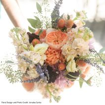 Poelma Toops - bridal bouquet