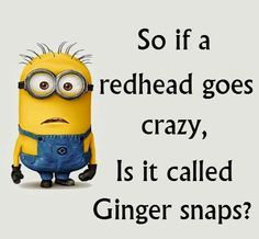 if a redhead goes crazy - Google Search