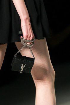 Saint Laurent primavera 2014 Paris Fashion Week