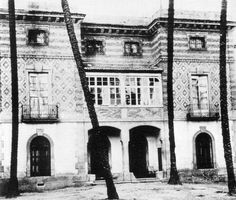 Palace of Conde de Roche DESTRUIDO designed in the early twentieth century by architect Justo Millán photo Murcia, Notre Dame, Empire, Spain, Street View, City, Travel, Baroque, Image