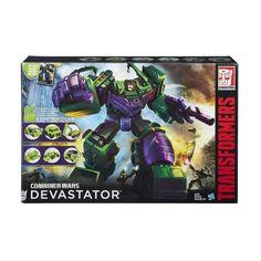 Devastator Transformers Generations Combiner Wars Voyager Class Action Figure