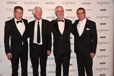 10 - Mike Eley, Roger Deakins, Richard Andry and Pierre Andurand