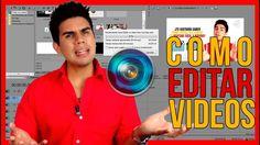 Como Editar un Video Para YouTube ►FÁCIL Y RÁPIDO en 3  Simples Pasos◄