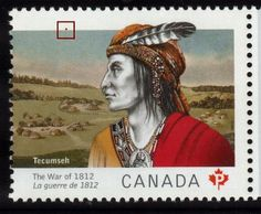 Oct. 5, 1813: During the War of 1812, a combined British and Indian force was defeated by General William Harrison's American army near Ontario, Canada. The leader of the Indian forces was Tecumseh, the Shawnee chief who organized intertribal resistance to the encroachment of white settlers on Indian lands. He was killed in the fighting.