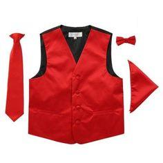 red-vest-necktie-bowtie-pocket-square-toddler-boys-set-2t-3t_2173817.jpg (450×450)