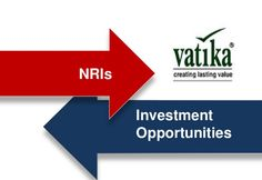 Over the last 4 or 5 years, property prices have increased in India that's why today NRI's are showing their interest to invest. Here are some useful tips that would be beneficial for NRI's if they are investing first time in India. http://www.vatikagroup.com/blog/tips-nris-invest-residential-projects-gurgaon/ Related Topic  #Residential_Properties_in_Gurgaon  #Invest_in_Residential_Projects  #Projects_in_Gurgaon