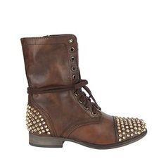 Steve Madden stud boots