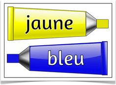 Paint Tube Colours (French) - Treetop Displays - A set of posters that show 12 different colours on paint tubes in French. Very effective pictures that will look great in the classroom as well as help children understand the name of the colours in French! Visit our website for more information and for other printable resources by clicking on the provided links. Designed by teachers for Early Years (EYFS), Key Stage 1 (KS1) and Key Stage 2 (KS2).