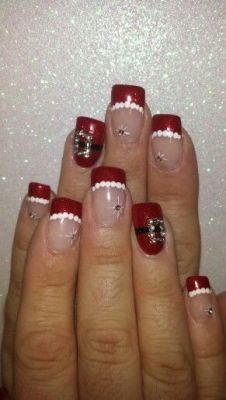 e-mama.gr | 20 ιδέες για νύχια τα Χριστούγεννα - e-mama.gr