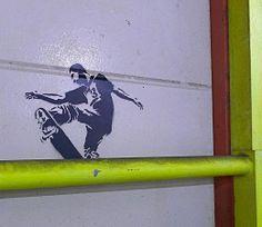 Projeto tr853 do artista de rua e skatista - Clube do skate