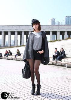국내길거리패션 - 한국스타일 서울 길거리패션 (20121119), 최신 연예인 패션 화보, 세계 각 도시 해외 길거리패션, 쇼핑 정보 :: 패션 블로그 :: STYLE VIP