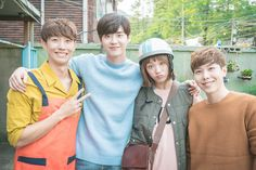Me gusta, 47 comentarios - Lee jong Nam Joo Hyuk Lee Sung Kyung, Lee Jong Suk, Korean Celebrities, Korean Actors, Korean Dramas, Weightlifting Fairy Kim Bok Joo Wallpapers, Weightlifting Kim Bok Joo, Weighlifting Fairy Kim Bok Joo, Kim Book